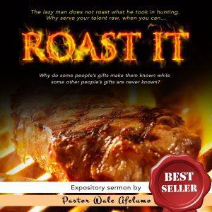 roast it