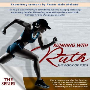 Running with ruth series