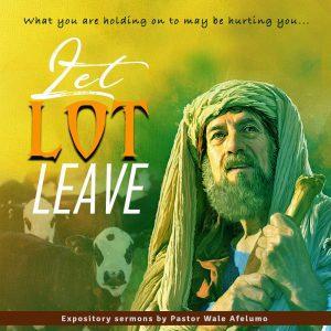 Let lot leave